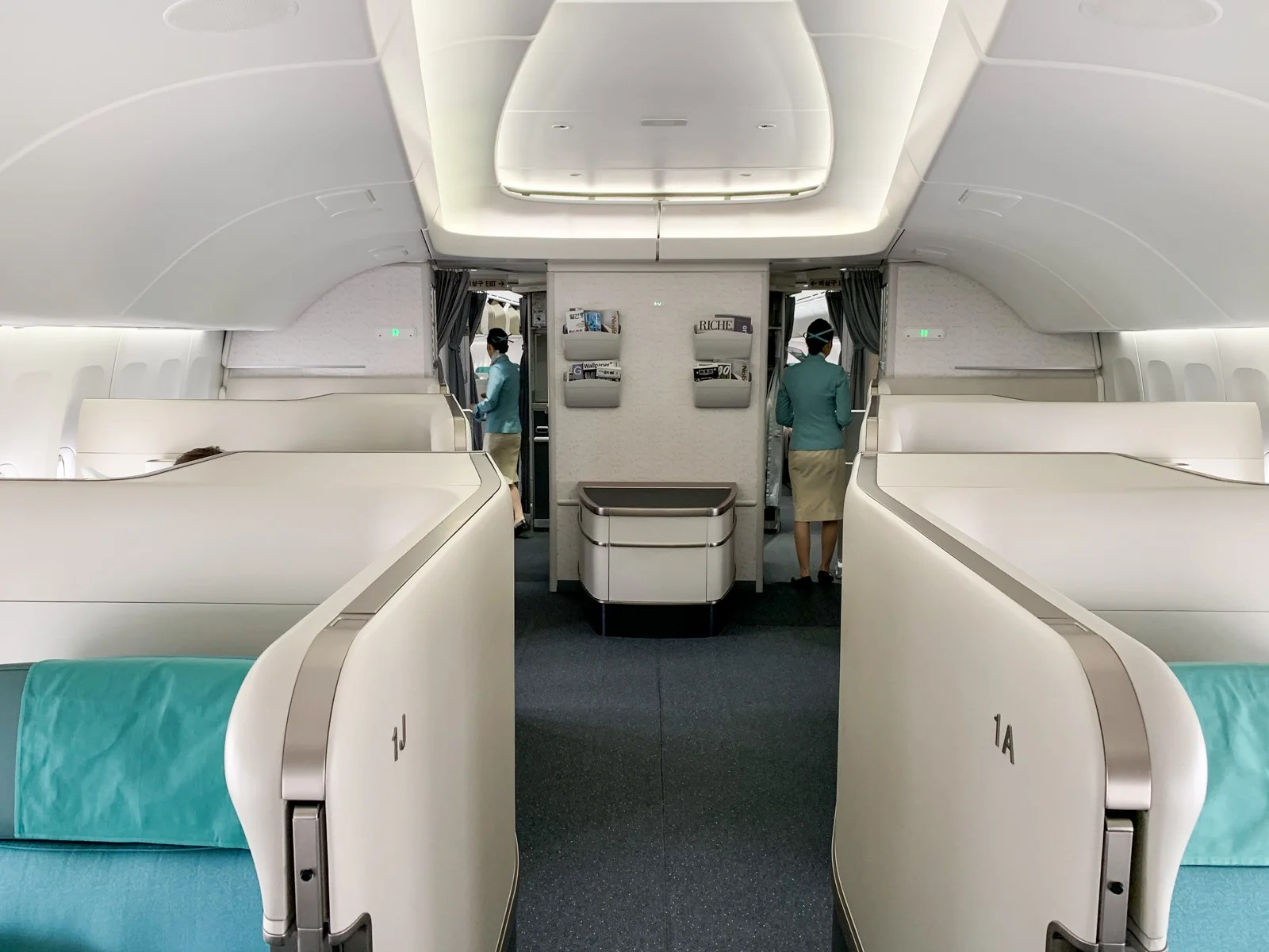 First-rate first class: a review of Korean Air's 747-8 from Atlanta to Seoul