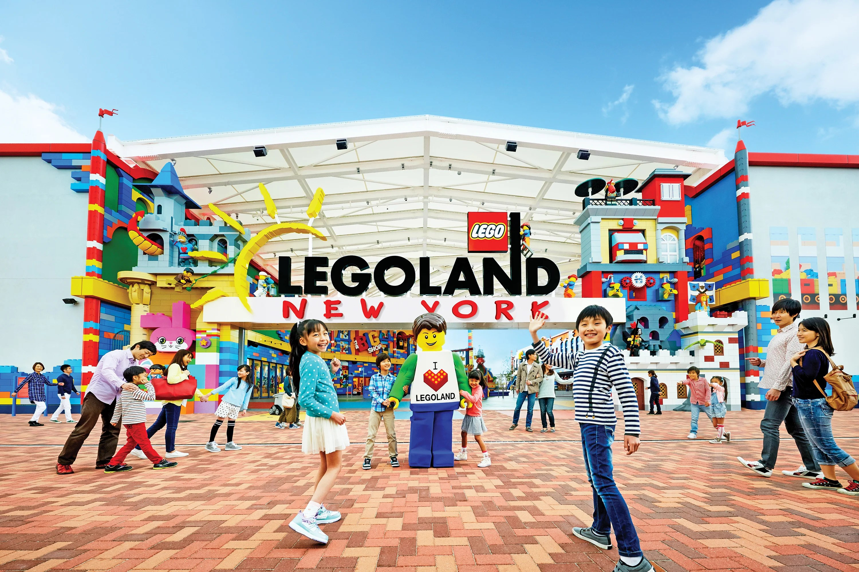 LEGOLAND New York Is Recruiting Kid Reporters, Perks Include Free Annual Passes