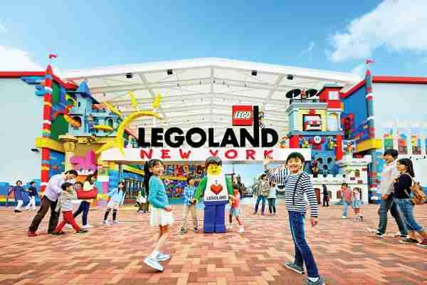 Image courtesy of Legoland New York