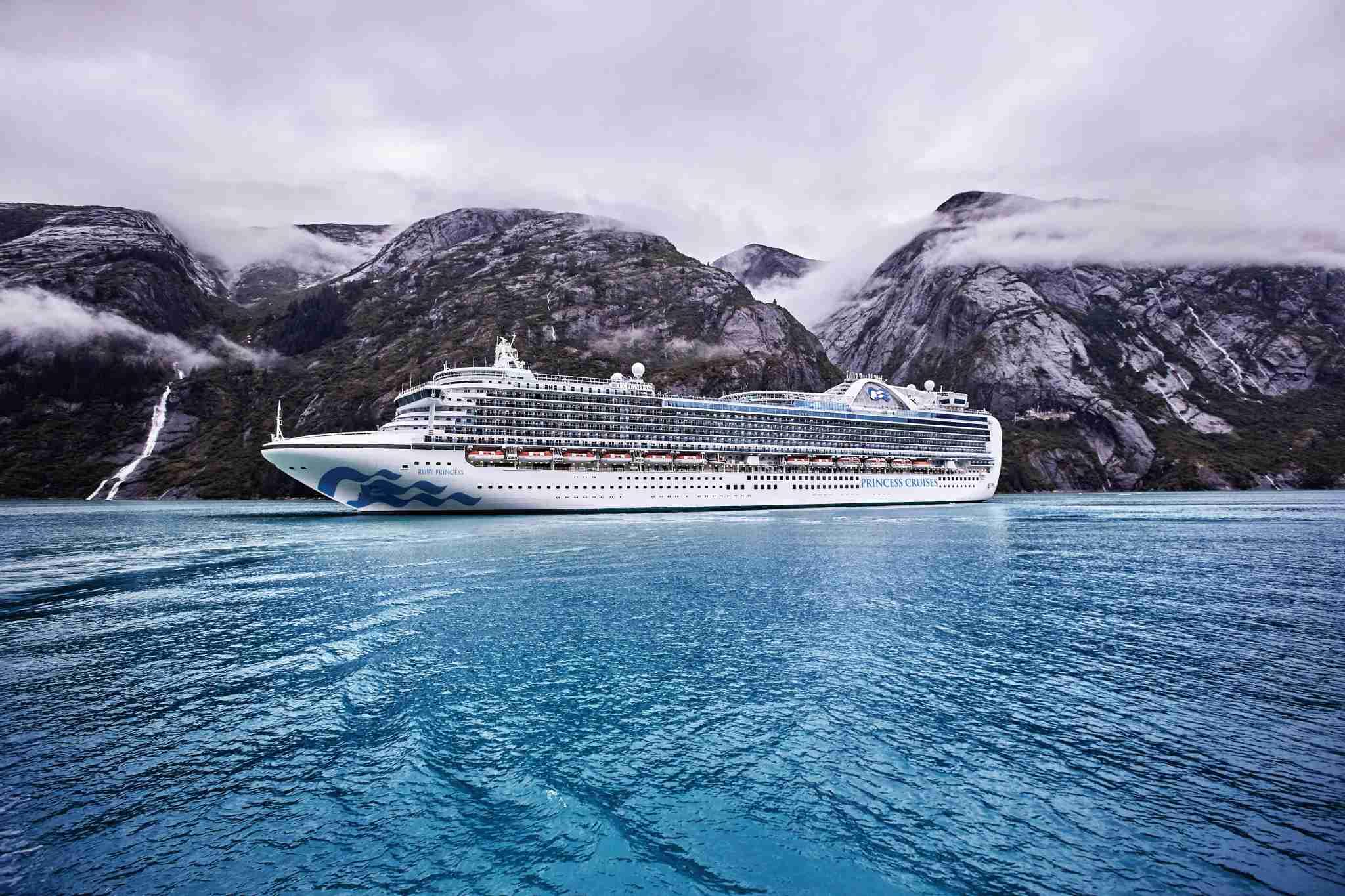 Photo courtesy of Princess Cruises.