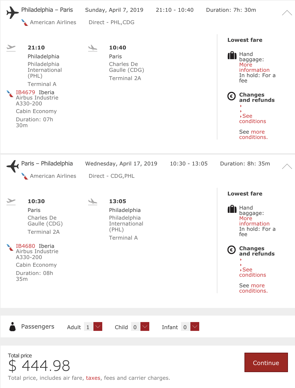 Deal Alert Us To Europe From 322 Round Trip