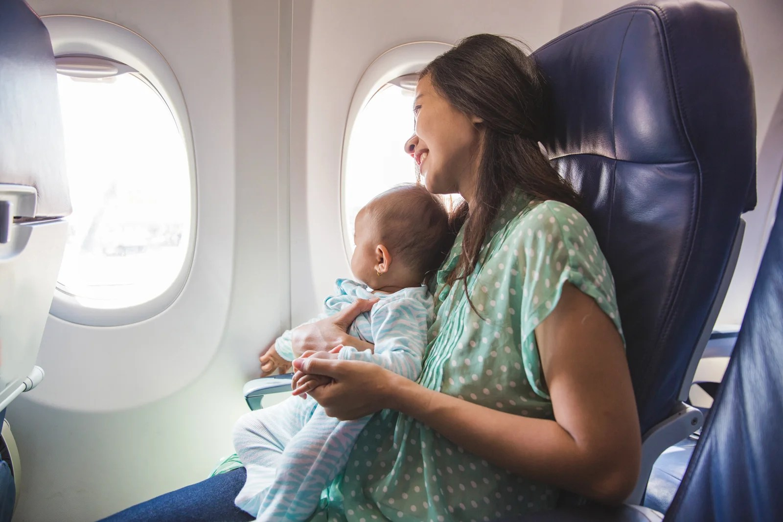 flying the babysitter in first class reader success story