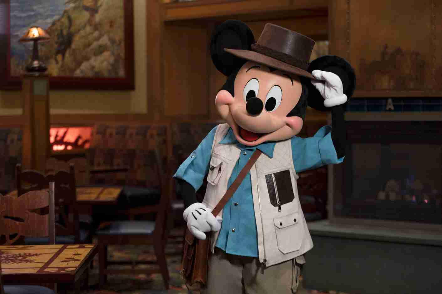 Best Disneyland Restaurants for Families - Mickeys Tales of Adventure