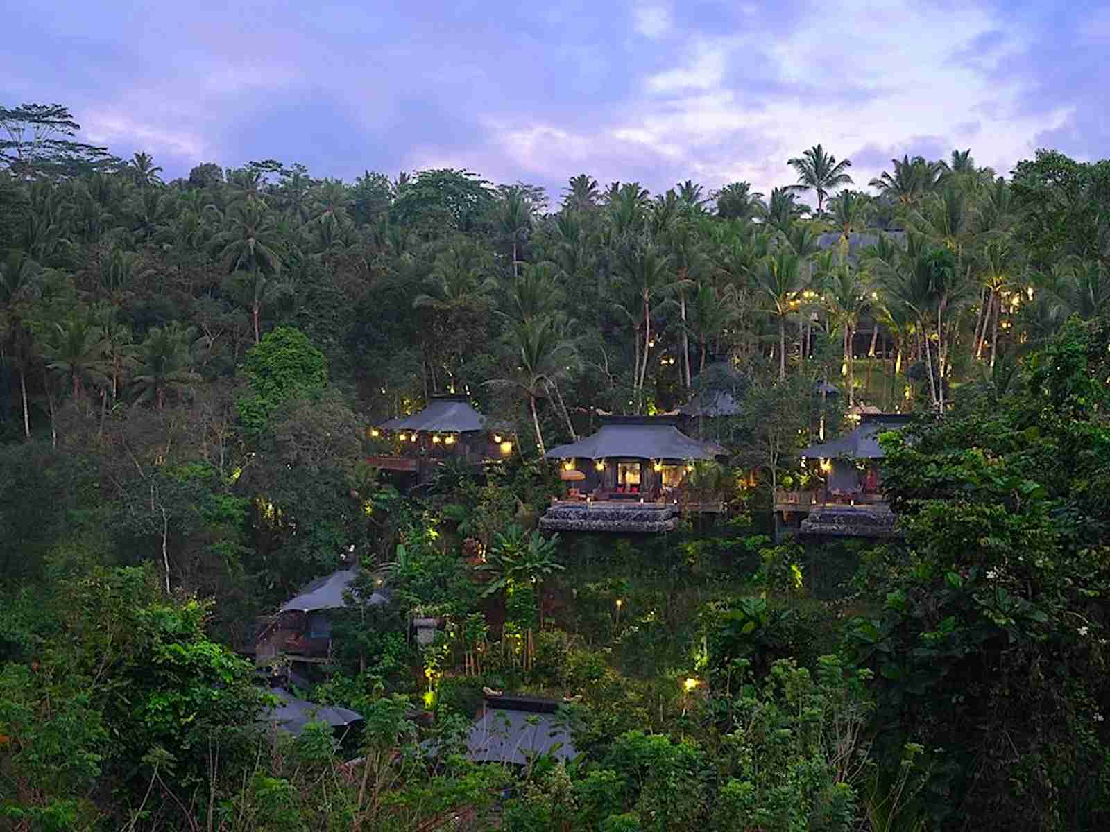 (Ubud, Bali, Indonesia. Photo courtesy of Capella, Ubud)
