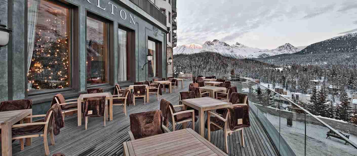 (Photo courtesy of Carlton Hotel St. Moritz)