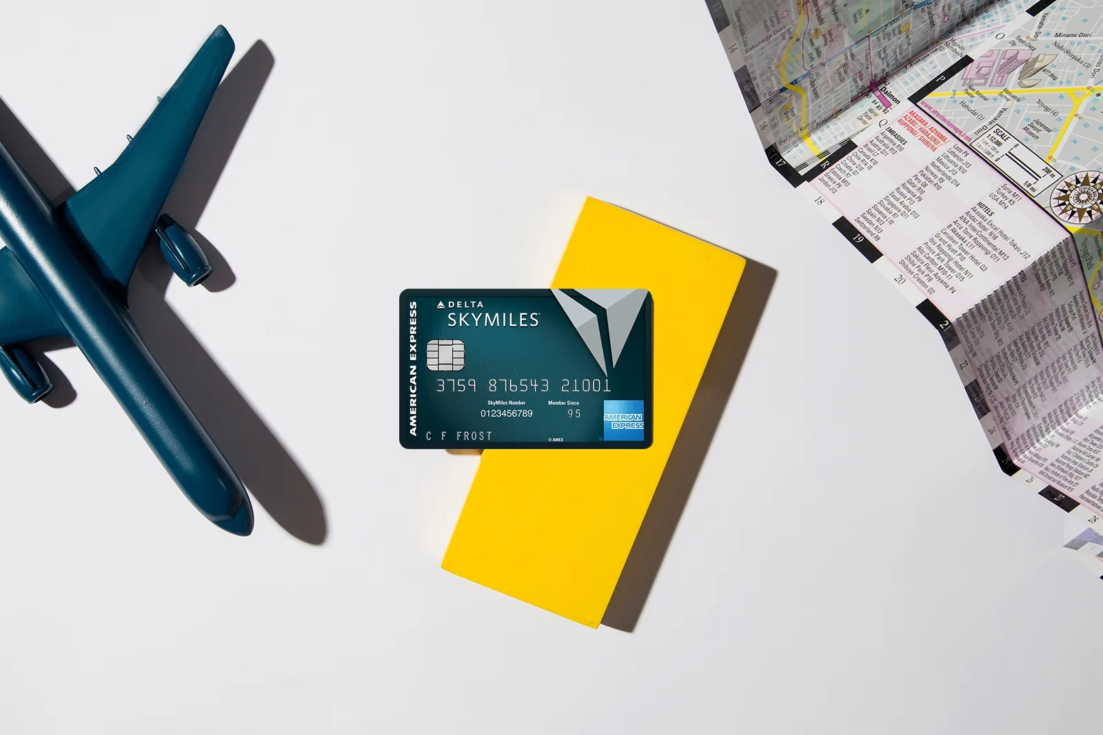 Delta Reserve Credit Card From American Express Review