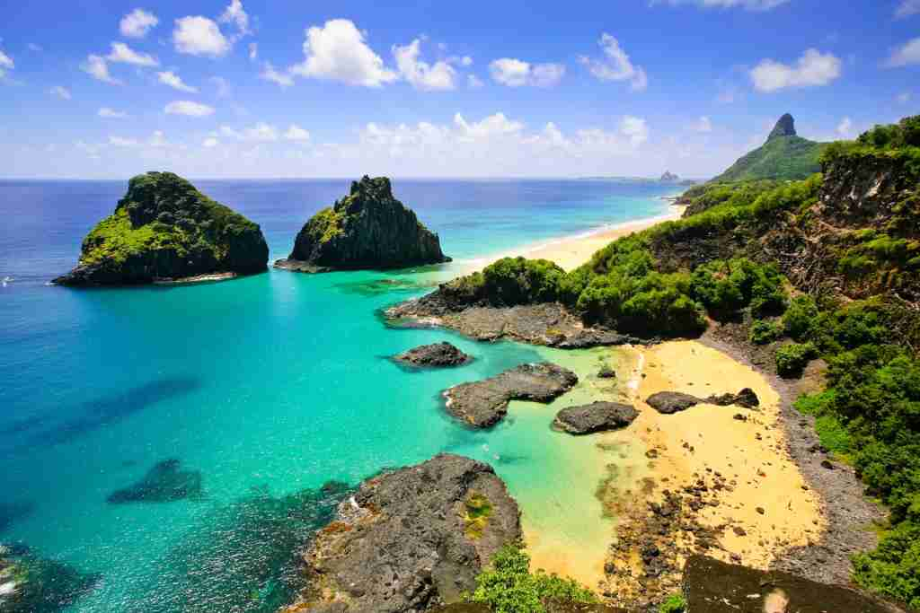 (Fernando de Noronha, Brazil. Photo by Andras Jancsik/ Getty Images)