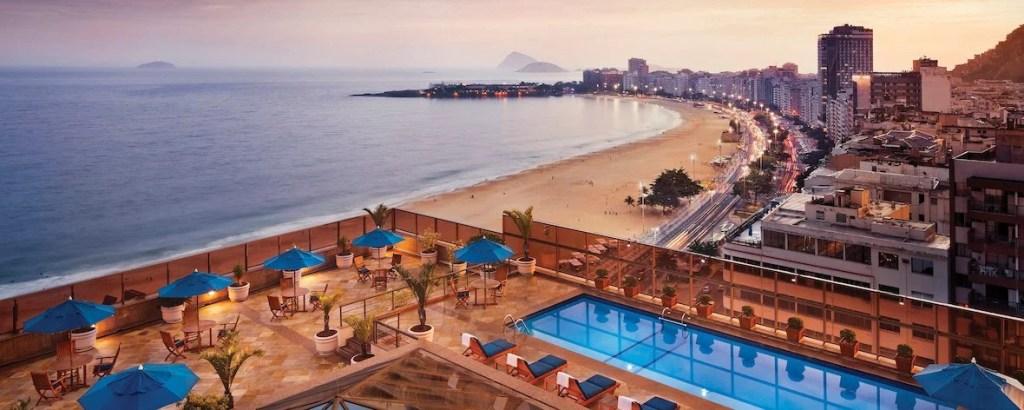 Image courtesy of the JW Marriott Hotel Rio de Janeiro.