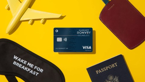 Credit Card Review: Marriott Bonvoy Boundless Credit Card