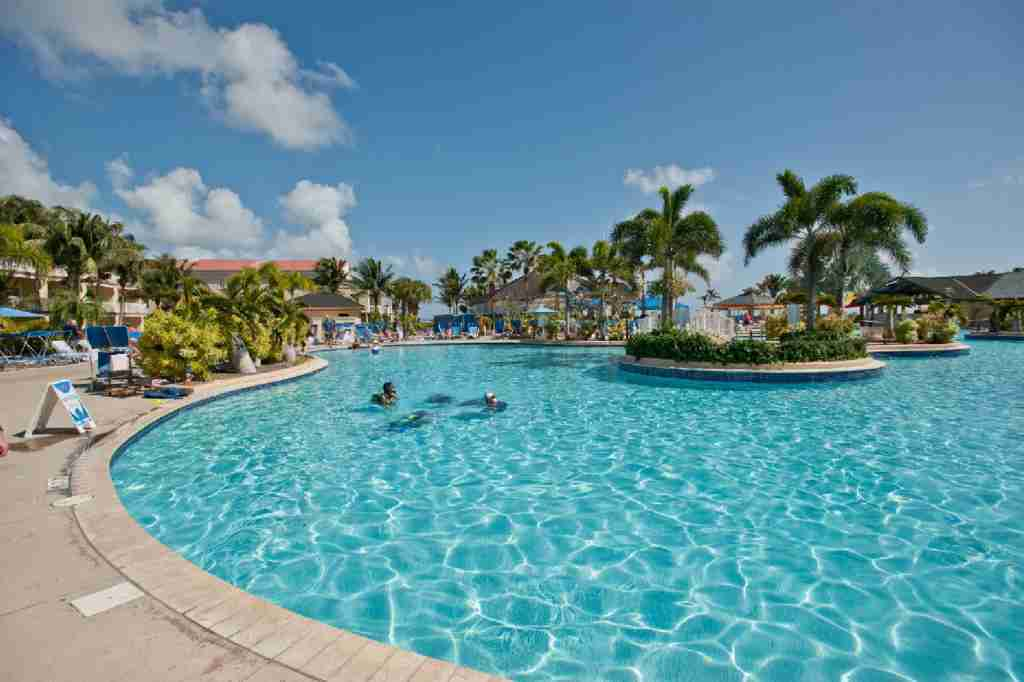 St. Kitts Marriott Resort. (Photo via Oyster)