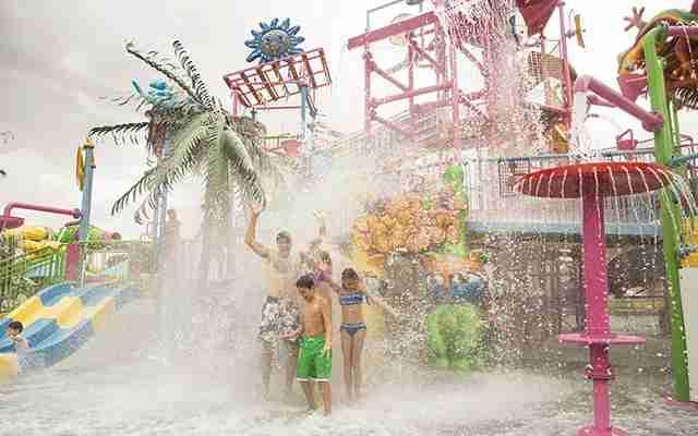 Paradise Falls at Wet n