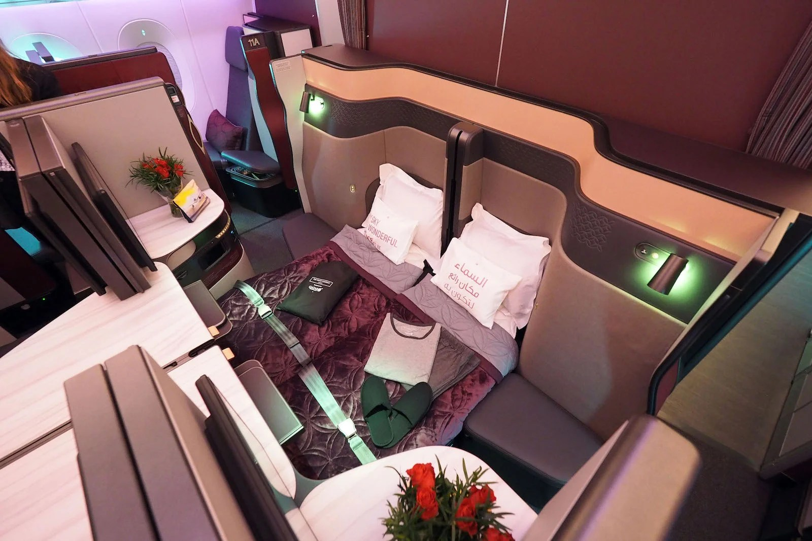 Deal Alert: Incredible Qatar Qsuite Award Space From the US to Doha and Beyond