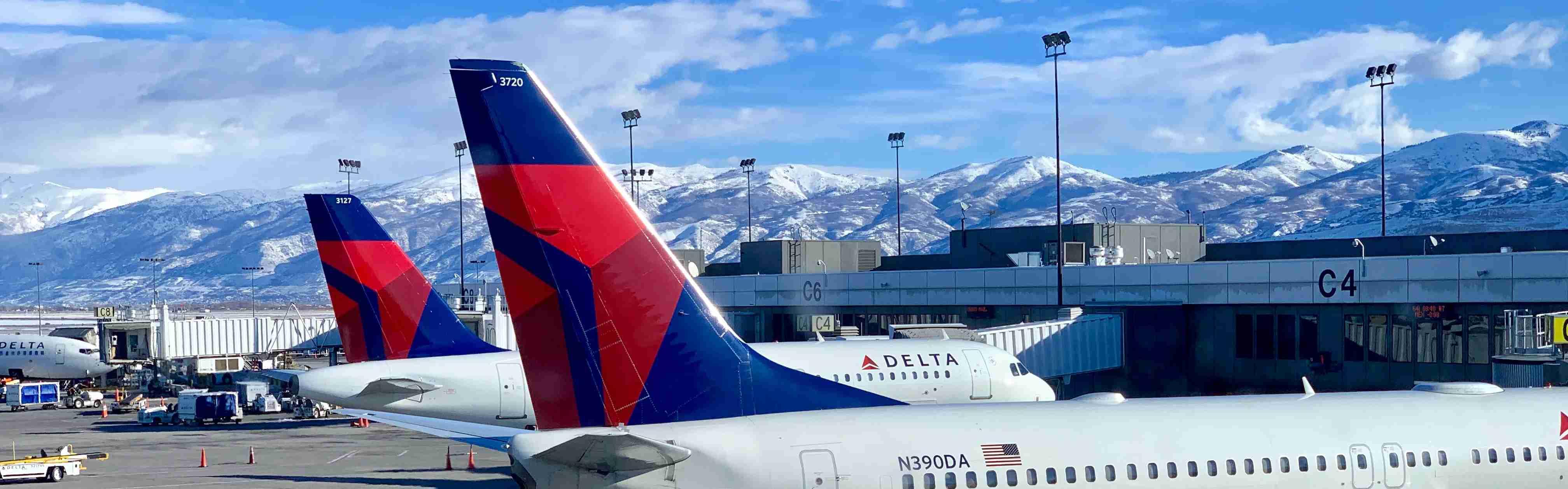 delta planes operations salt lake city slc airport