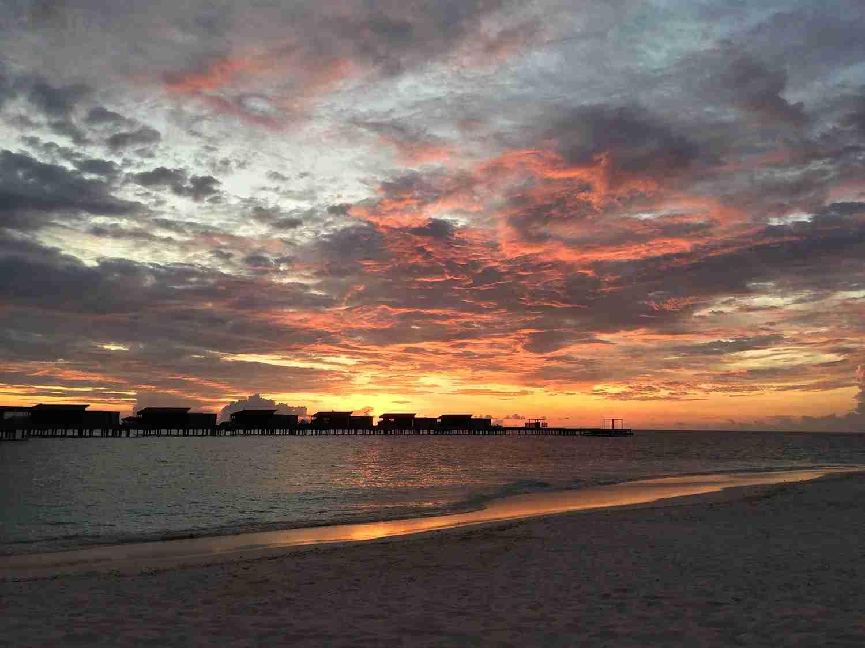 hadahaa-sunset park hyatt maldives