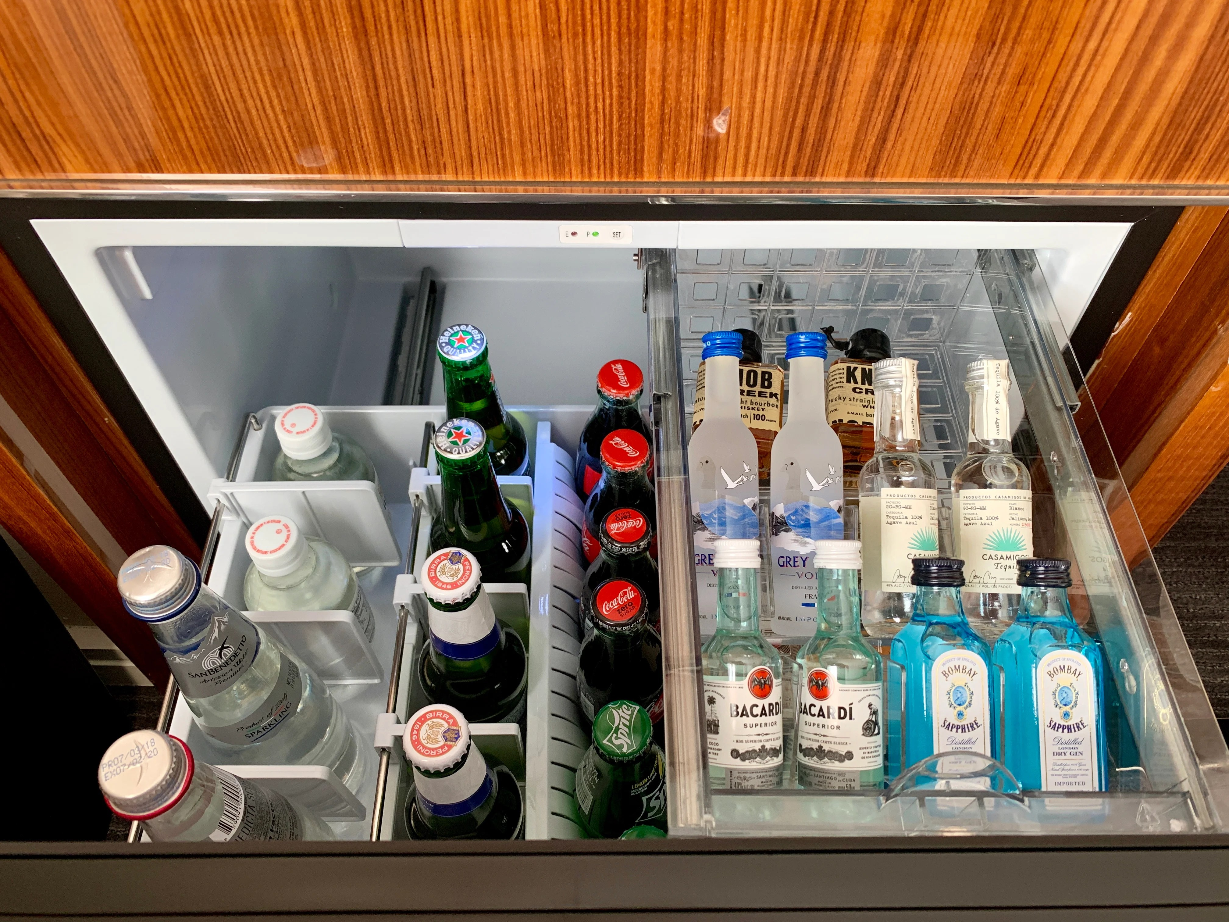 Erroneous charges, reused bottles and expired drinks: TPG readers share their minibar horror stories