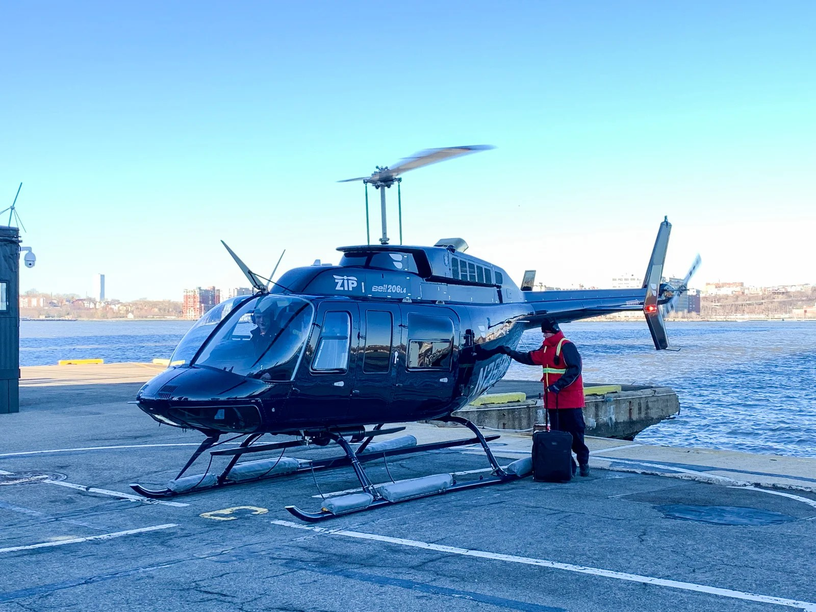 Review: BLADE Continuous Helicopter Service From NYC to JFK