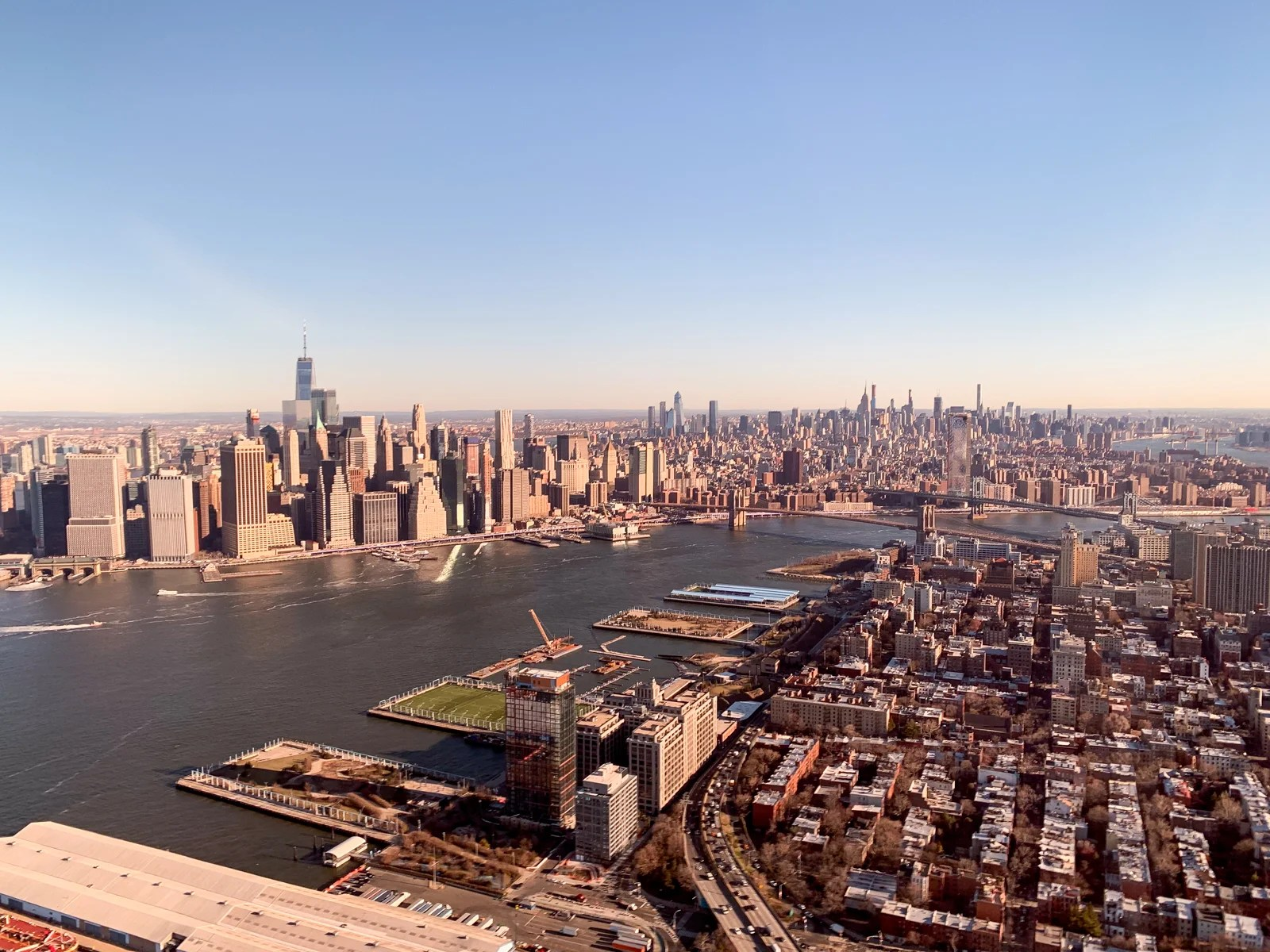 Review Blade Continuous Helicopter Service From Nyc To Jfk