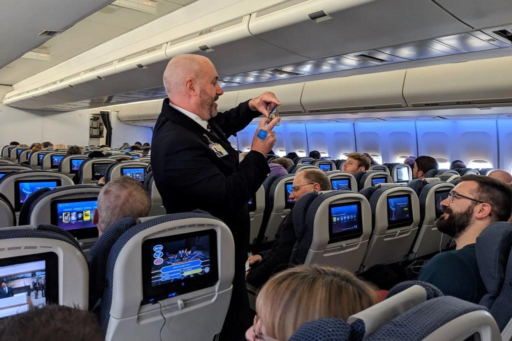 Flight Review: British Airways 747-400 Economy SFO-London