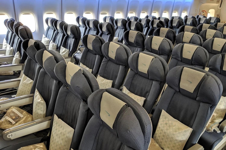 Flight Review British Airways 747 400 Economy Sfo London