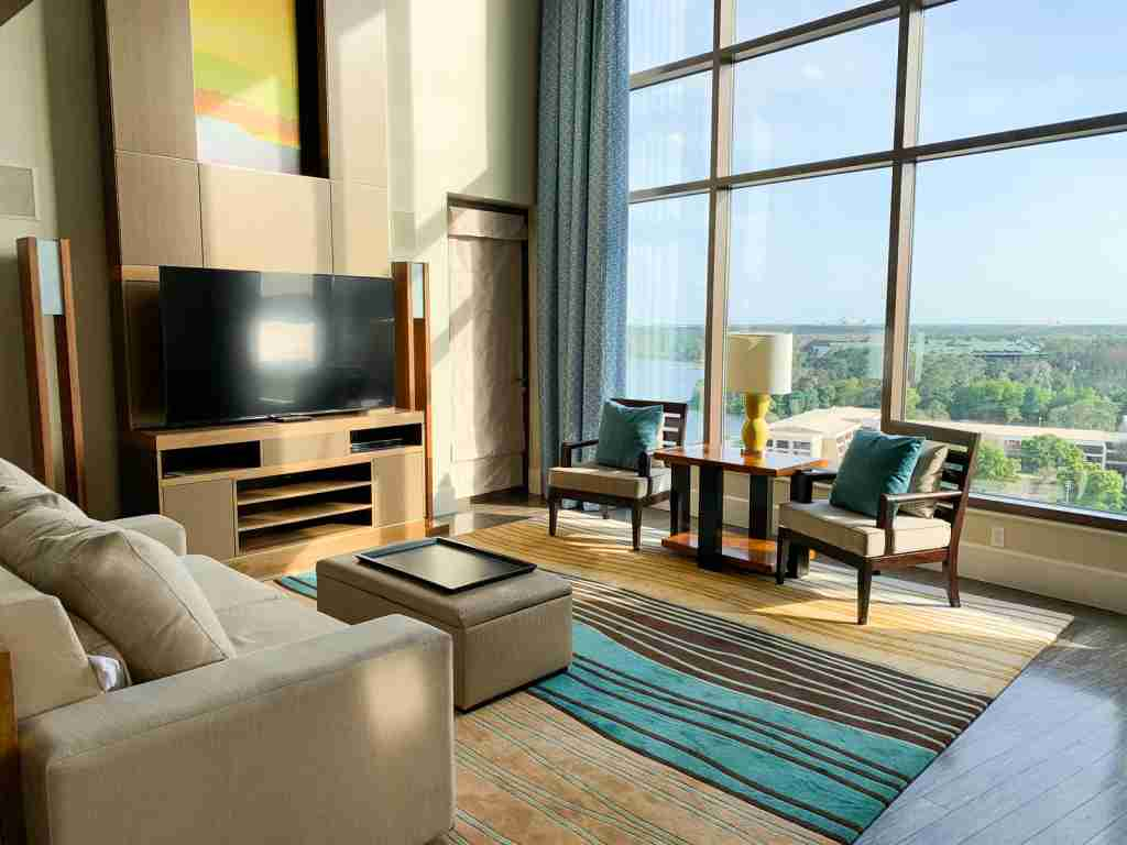 Use rented Disney Vacation Club points at Bay Lake Tower at Disney World (Summer Hull / The Points Guy)