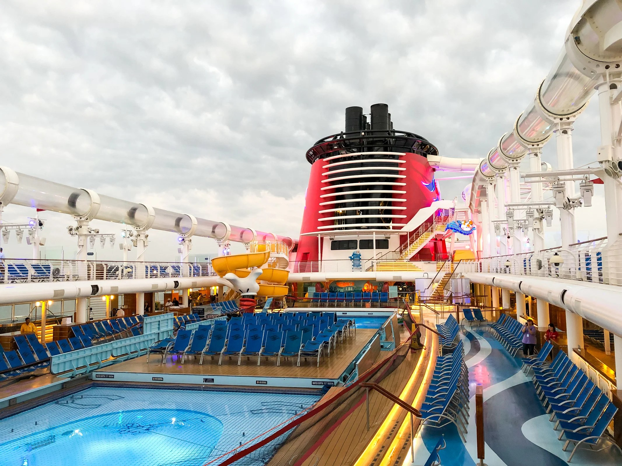 Dreaming On The Seas: Review Of The Disney Cruise Line's Dream