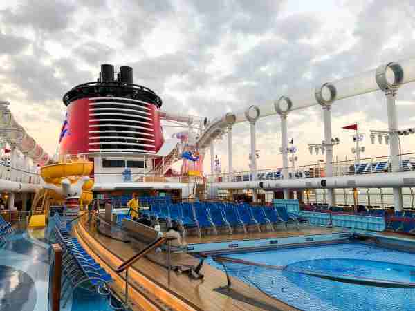 DIsney Cruise Line (Summer Hull / The Points Guy)