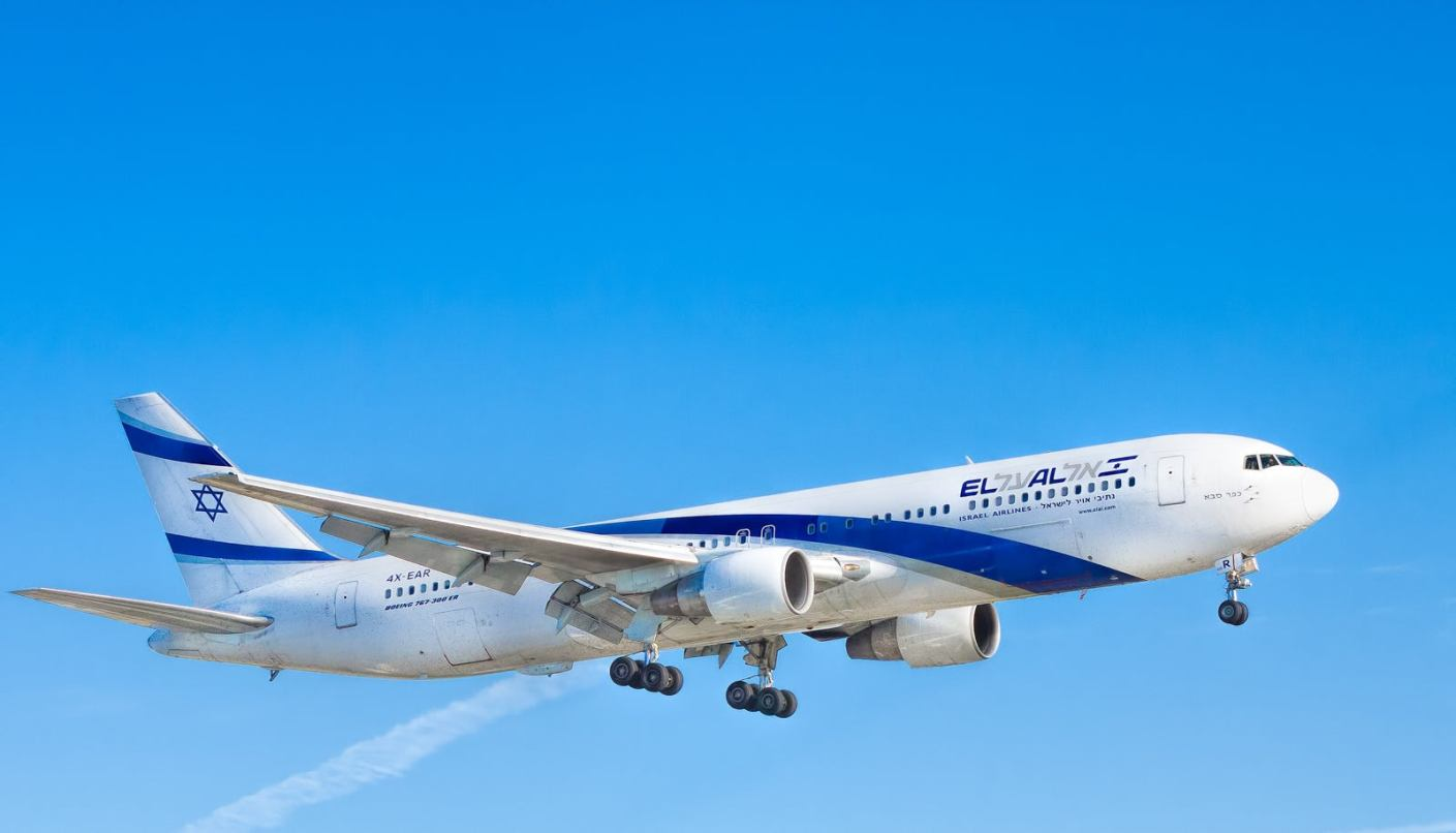 An El Al 767. (Photo by Ethan McArthur/Unsplash)