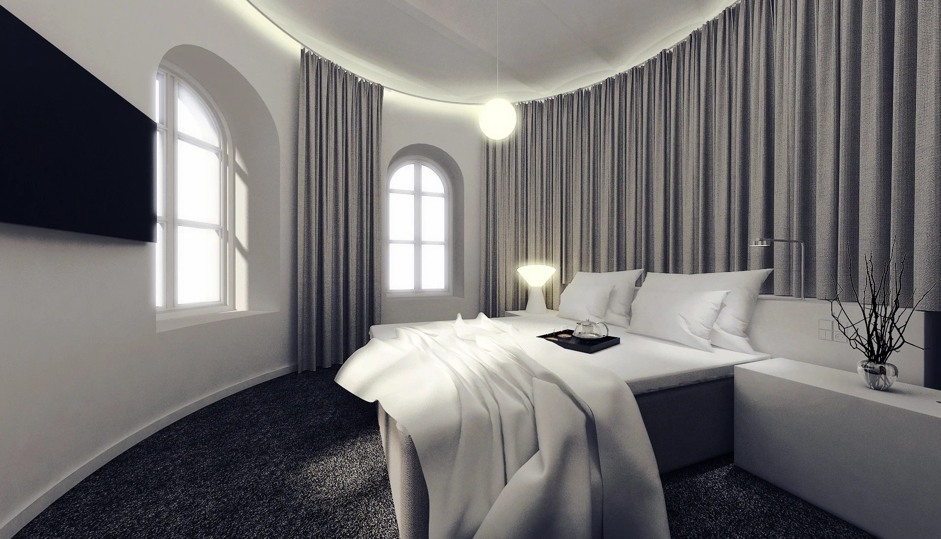 These Hotels Have the World's First Self-Cleaning Rooms