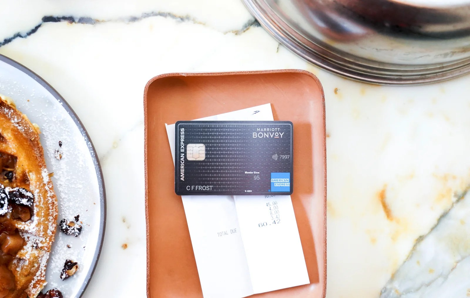 Guide to the Amex Marriott Bonvoy Brilliant $10 credit - The
