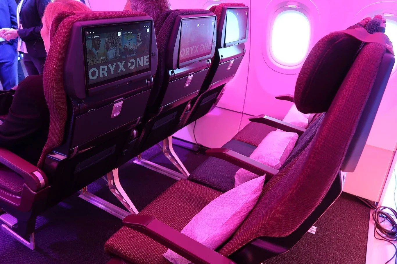 Everything you need to know about Qatar Airways' inflight entertainment