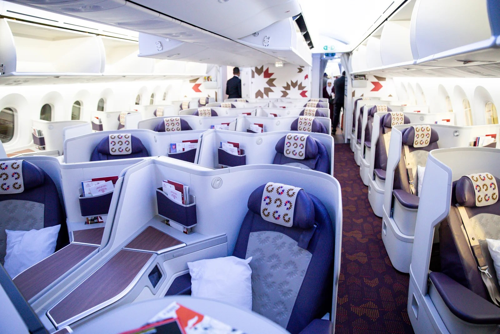Review: Royal Air Maroc's 787-9 in Biz, NYC to Casablanca