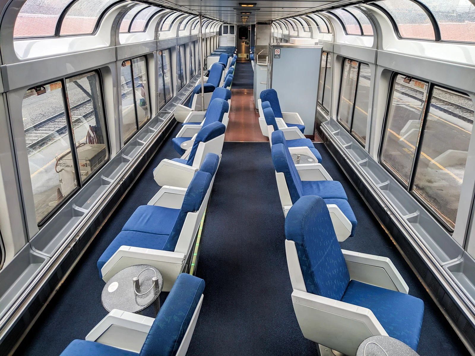 Tips for Making the Most of Your Cross-Country Amtrak