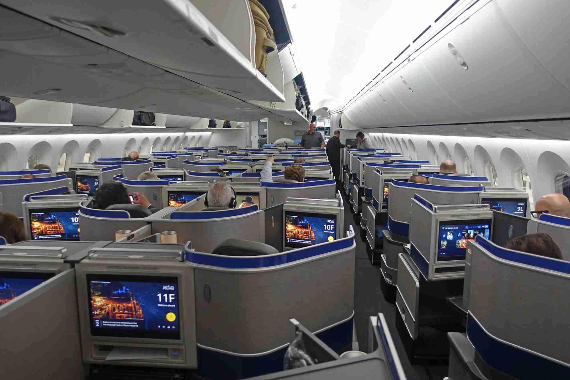 Did you know only United flights count toward Million Miler status? (Photo by The Points Guy Staff)