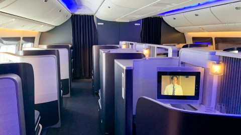 Review: British Airways First Class on the 777, PVG to LHRBritish Airways First Class 777
