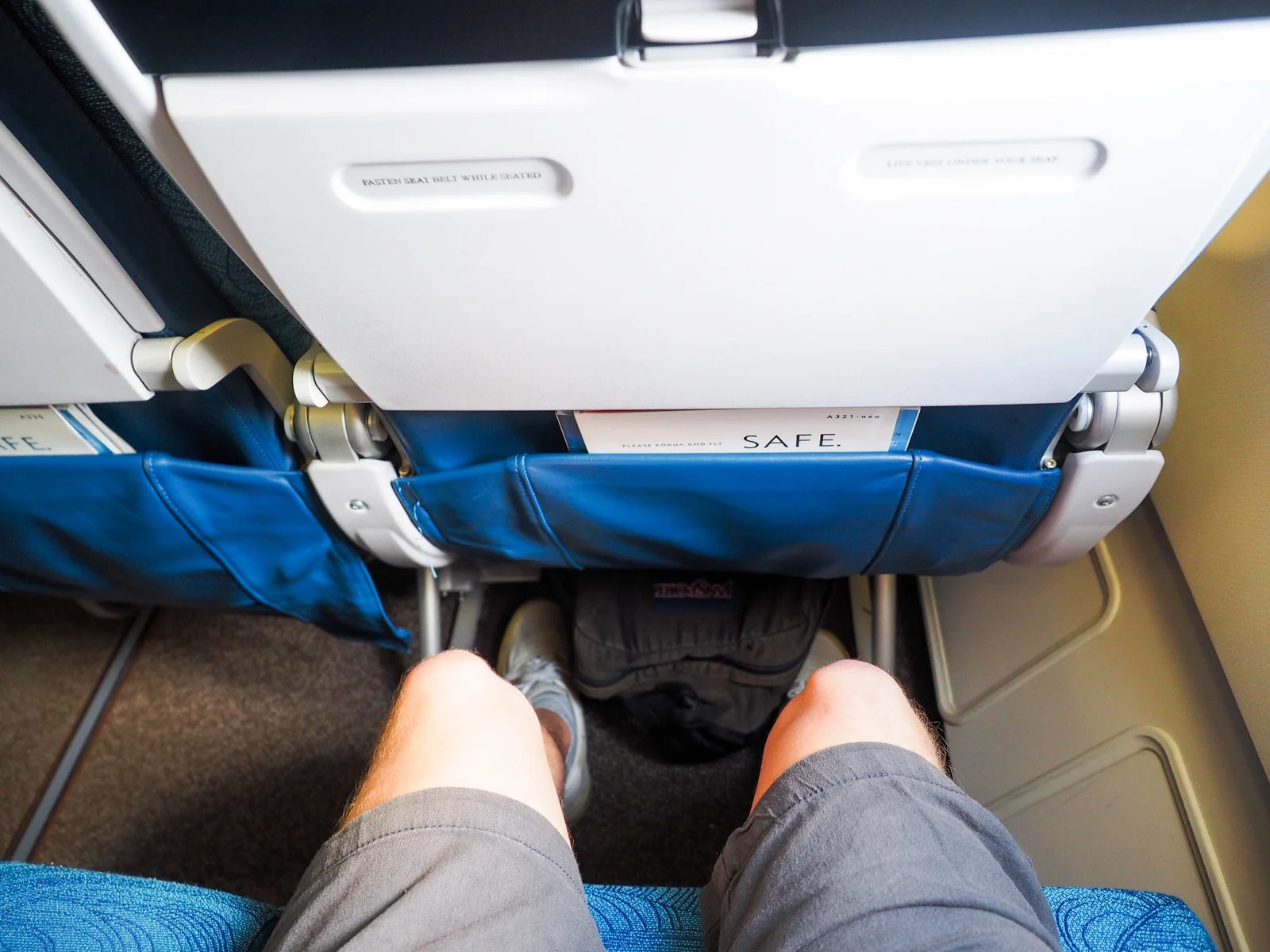 Review: Hawaiian Airlines A330 in Economy HNL-BOS