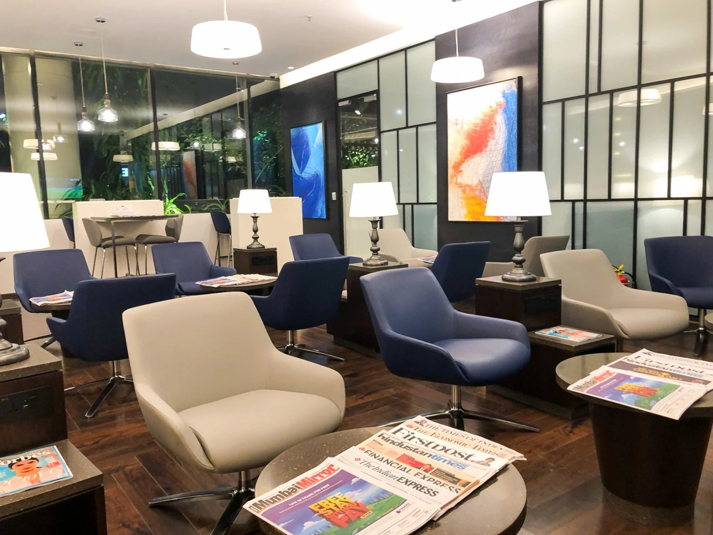 Lounge access with the Amex Platinum Card - The Points Guy