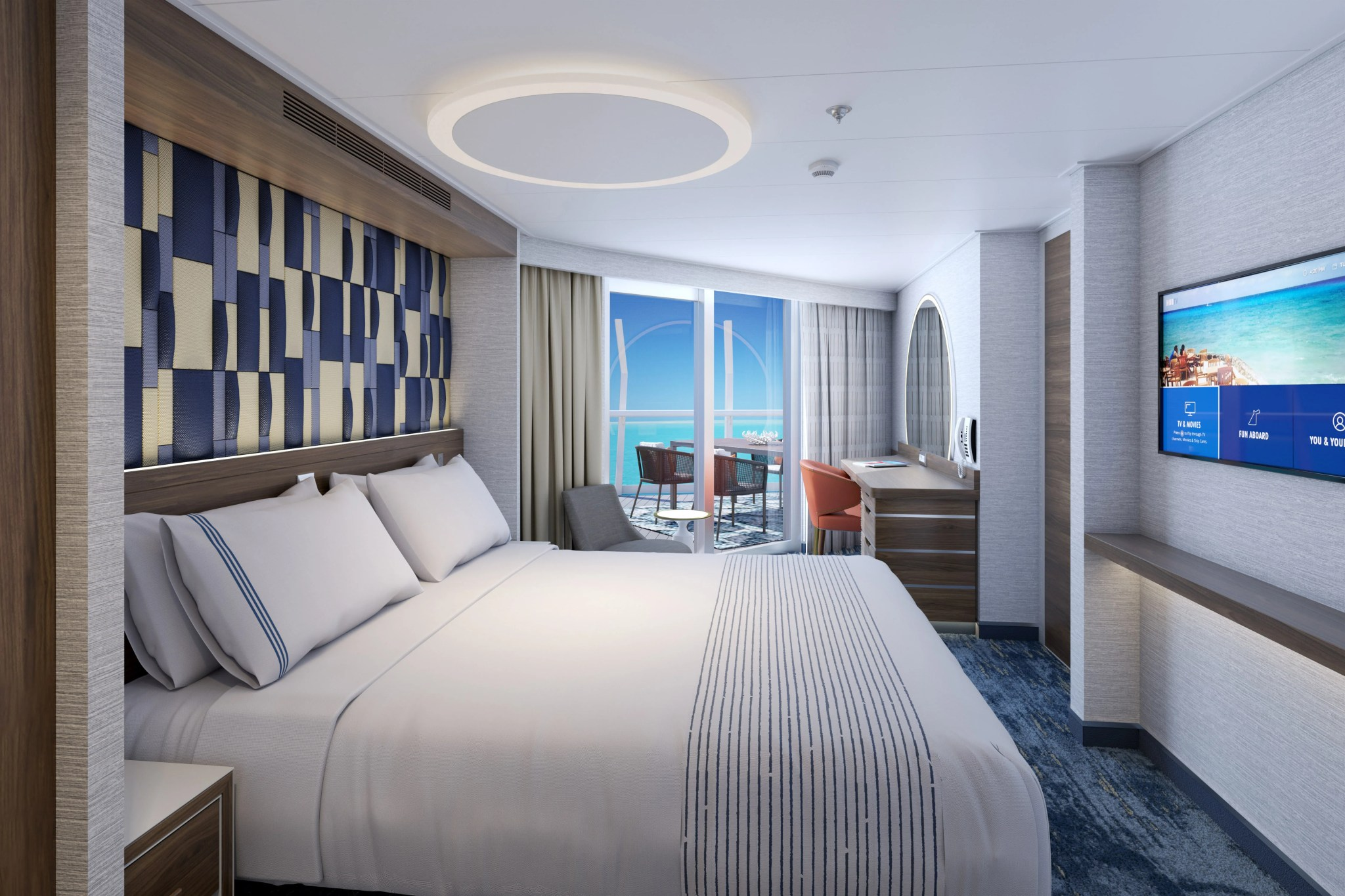 carnival splendor balcony room reviews Carnival Is Going Big With Its Largest Suites Ever On New Ship