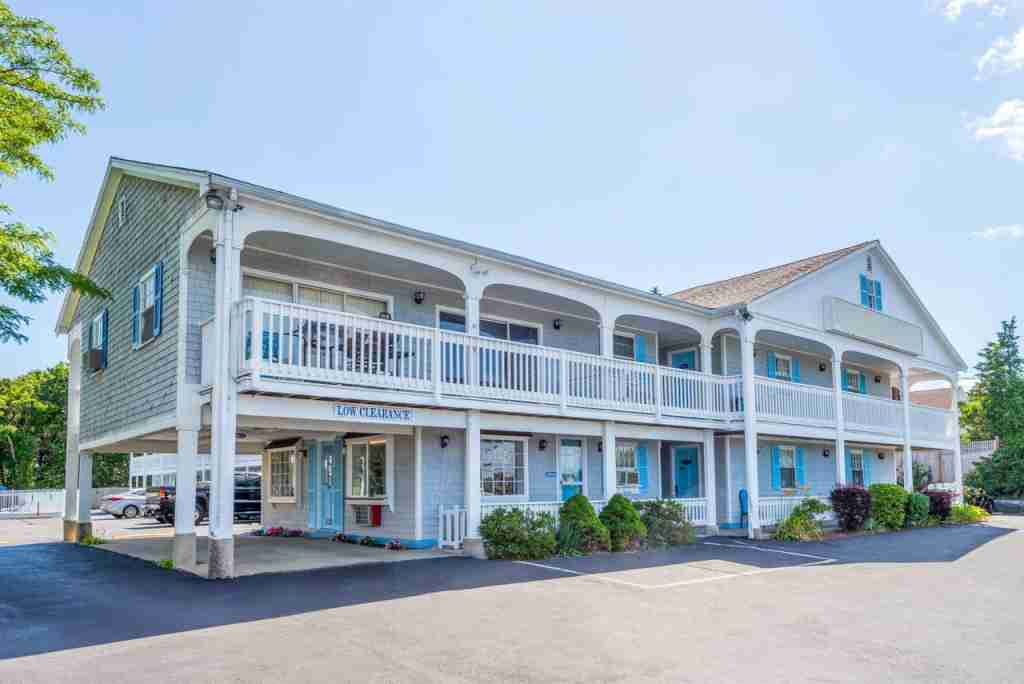 Travelodge by Wyndham in Cape Cod. (Photo courtesy of Travelodge)