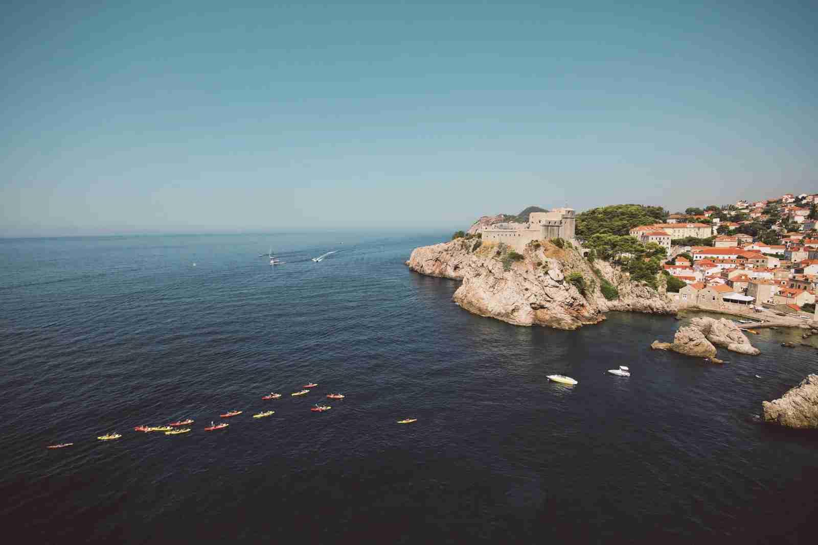Dubrovnik, Croatia. (Photo by Sebastian Scheuer / Unsplash)