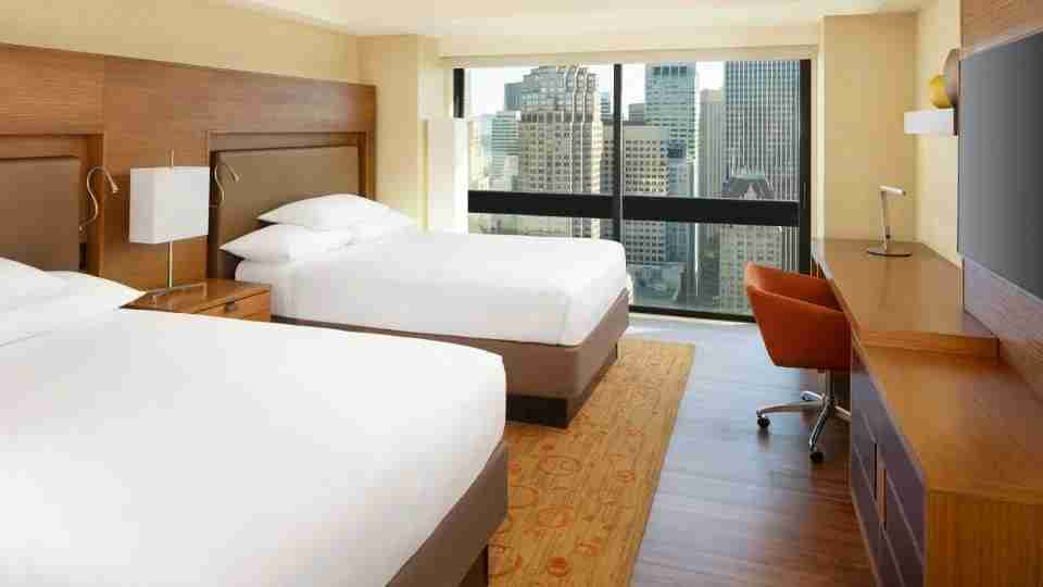 Grand Hyatt San Francisco (image courtesy of hotel)