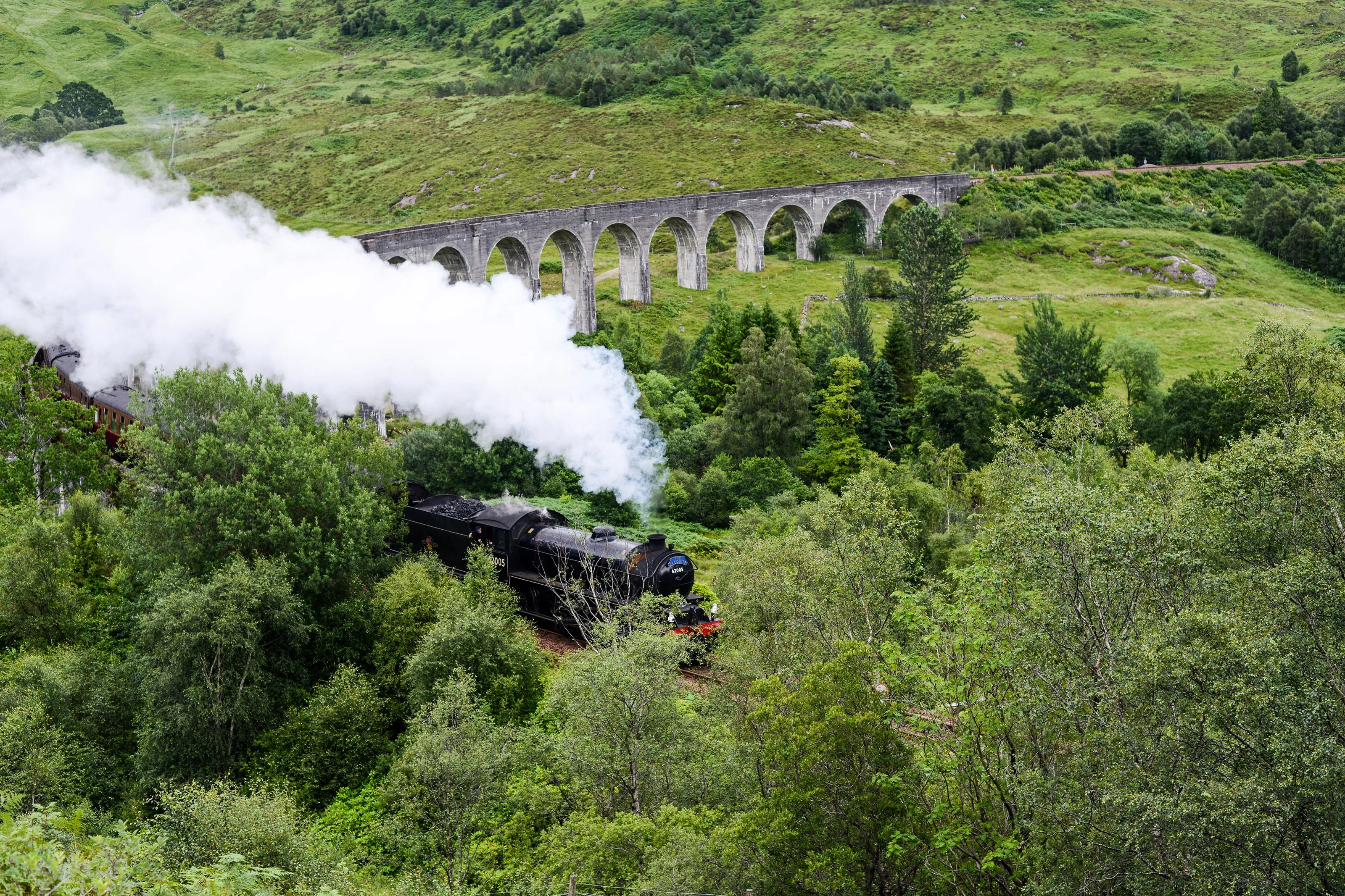 The World's Most Scenic Train Rides