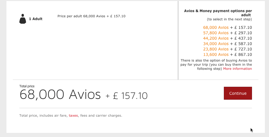 How to Avoid High Taxes on Your Next Avios Redemption
