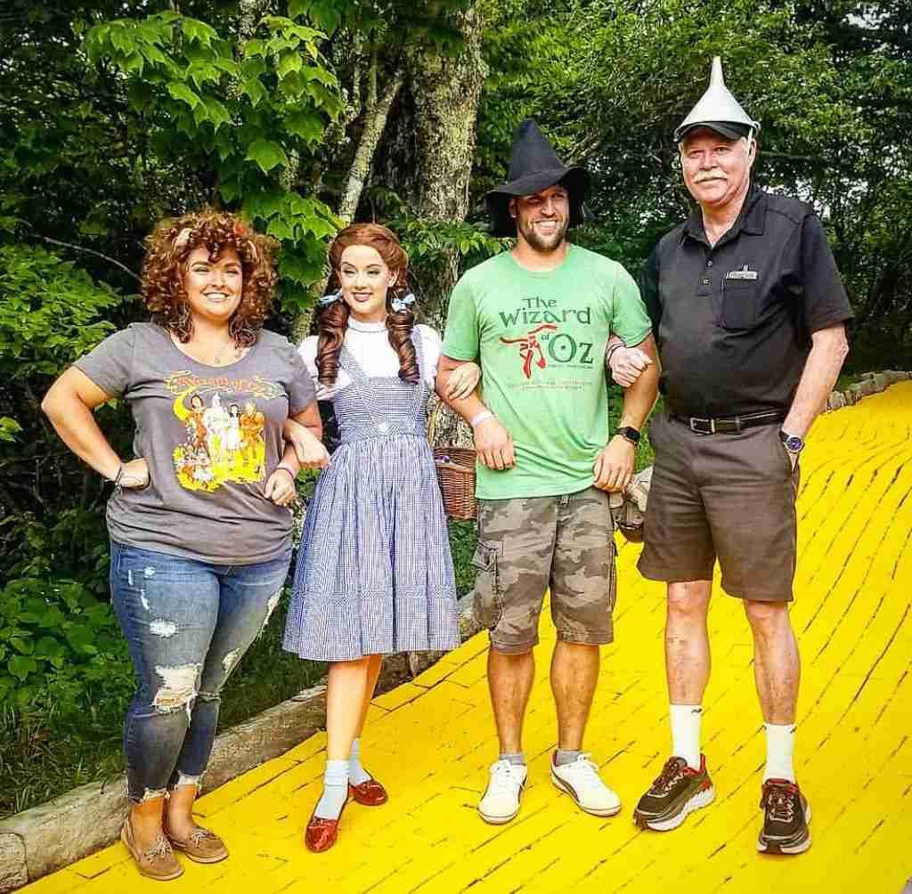 (Photo courtesy of Land of Oz, NC)
