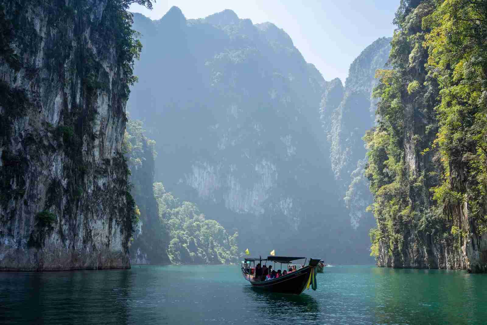 Khao Sok National Park, Thailand. (Photo by Robin Noguier / Unsplash)