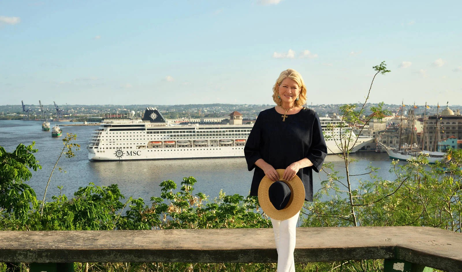 Martha Stewart Is Expanding Her Empire to a Major Cruise Line
