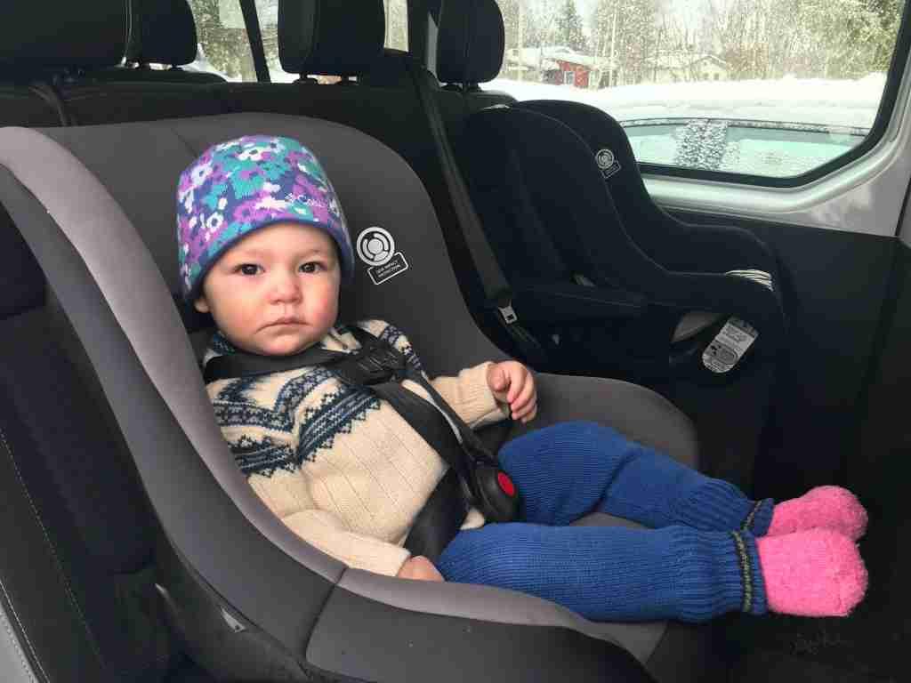 travel car seat, Cosco Scenera NEXT