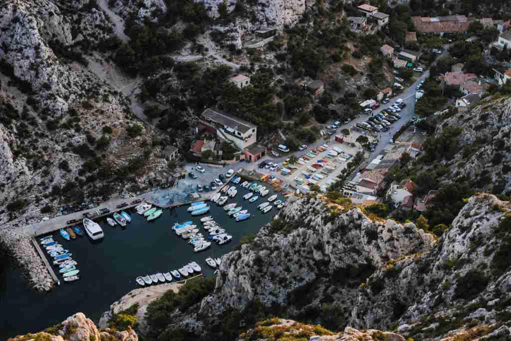 Les Calanques de Sugiton, Marseille. (Photo by Adam Dore / Unsplash)