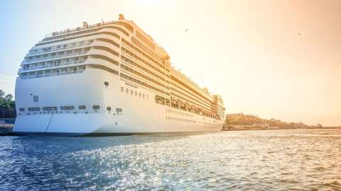 What are cruise ship godmothers, and who gets to be one?