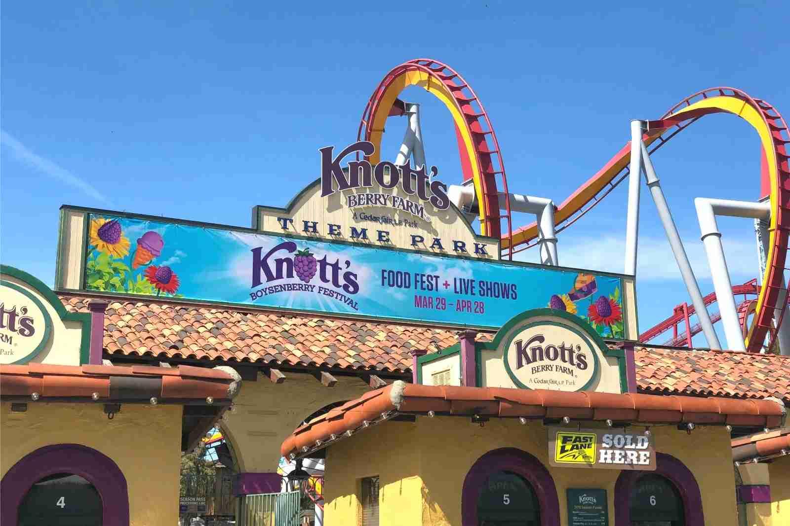 Theme Park Safety - Knotts Berry Farm
