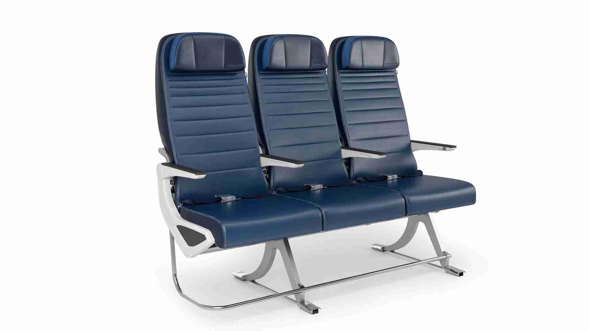 Collins Aerospace Aspire Coach Seating (Source: Collins Aerospace)